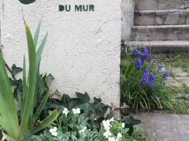 Caen au pied du mur © Sylvain Girodon
