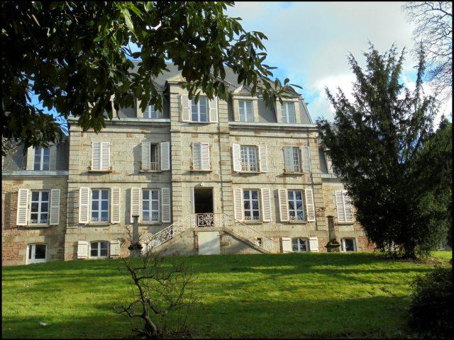 Le Château du Cotin © Ville de Vire Normandie