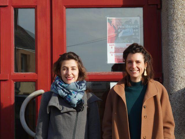 Adeline Vieira et Mathilde Gintz © Bouillonnant Valthère