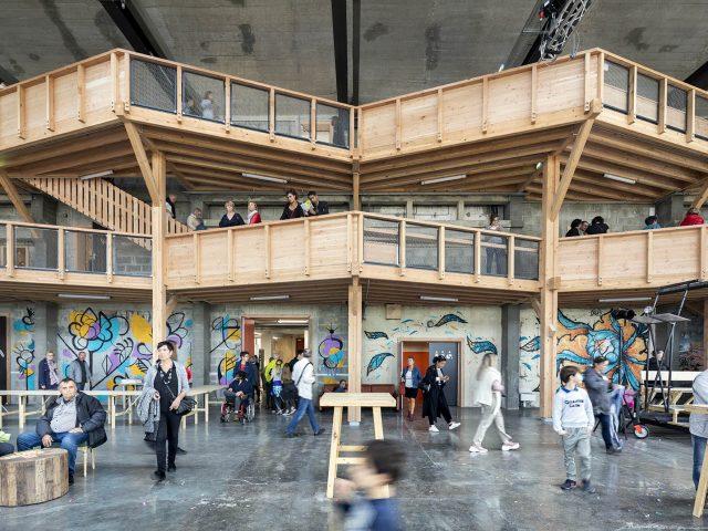 © Cyrus Cornut / Encore Heureux Architectes